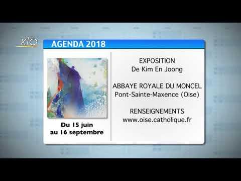 Agenda du 18 juin 2018