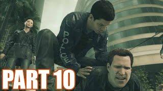 Battlefield Hardline Gameplay Walkthrough Part 10 - A COLD WORLD | BFH PS4 Walkthrough