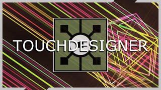 Robot Samba Dancer - TouchDesigner PBR, FBX manipulation