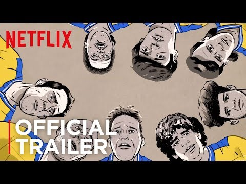 Losers Documentary Trailer