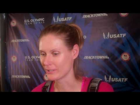 Amy Acuff's High Jump Career Comes to an End at 2016 Olympic Trials