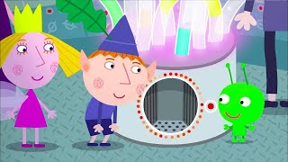 Ben and Holly's Little Kingdom 🌟 Aliens on Earth | Kids Videos