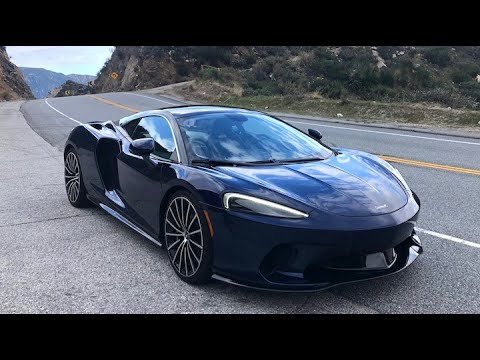 External Review Video 90ASi1v6Fvw for McLaren GT Sports Car