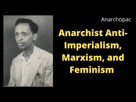 Zoe Baker on Anarchist Anti-imperialism, Marxism and Feminism   Southpaw Podcast
