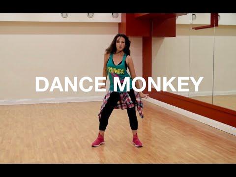 Zumba® Choreo - Dance monkey - Tones and I