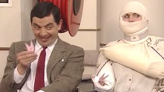 Who's Next? | Three Beans | Classic Mr Bean
