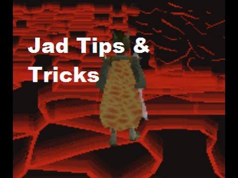 OSRS - Jad Tips & Tricks Commentary Guide