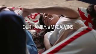 OUR FAMILY. #MYCALVINS: the Kardashians and Jenners
