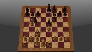 Video 1 -chess agains Macbook Pro