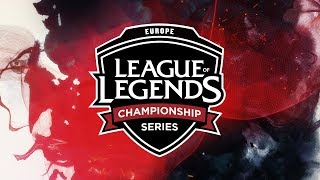 EU LCS Summer (2018) | Week 5 Day 2