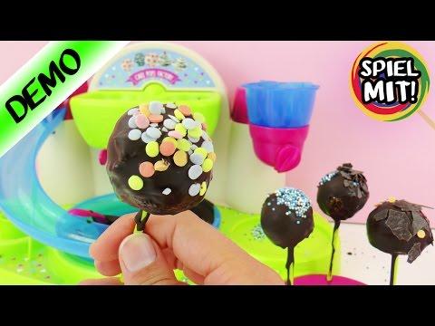 CAKE POPFactory von Smoby | Tolles Set für Kinder | Cake Pops selber machen DEMO
