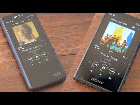 External Review Video 90FA4MLC3Gc for Sony NW-ZX500 Series Walkman (NW-ZX507)