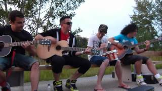 Give Him Up & Second Chance - Faber Drive - Live Acoustic Performance