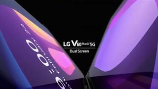 YouTube Video 90FNcdt-LjQ for Product LG V60 ThinQ 5G & LG Dual Screen Smartphone by Company LG Electronics in Industry Smartphones