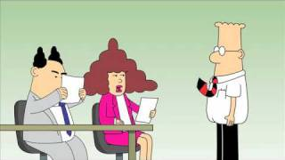 Dilbert: The Boss's World View And Dilbert's Self Worth