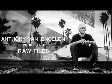 Anthony Van Engelen's Propeller RAW FILES