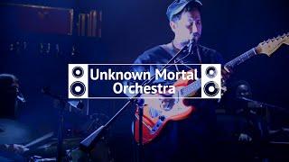 Reverb Soundcheck: Unknown Mortal Orchestra