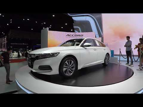 Download New 2020 Sedan Honda Accord Mp4 HD Video and MP3