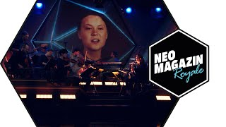 "RTOEhrenfeld: Fatboy Slim Feat. Greta Thunberg   ""Right Here, Right Now""   NEO MAGAZIN ROYALE"