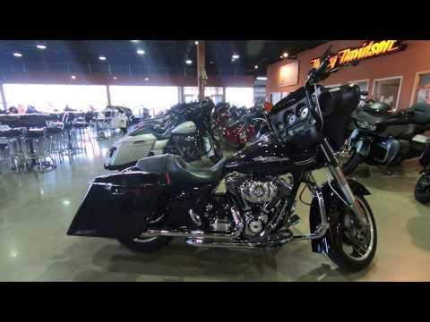 2011 Harley-Davidson Touring Street Glide FLHX103
