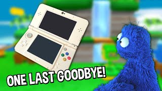 The 3DS Has Been Discontinued