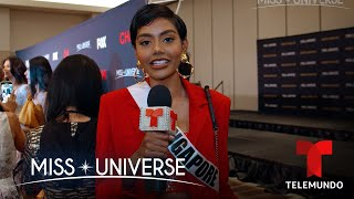 Miss Singapore 2019 Embraces Her Unique Look | Miss Universo 2019 | Telemundo