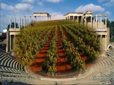 Granja de Torrehermosa. Badajoz.La tierra vió nacer y cantó  Castelo
