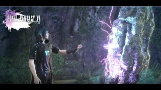 Final Fantasy XV (Hexatheon's Blessing) The Runestones Of Ramuh