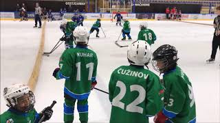 Malčki, Zmajčki Turnir Bled 2.12.2017 U-10,  tekma s HKMK Bled
