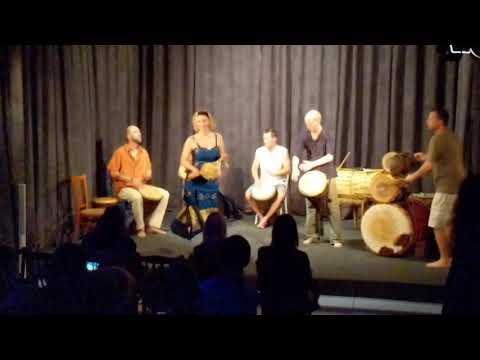 Simba Hula Watu - Samba