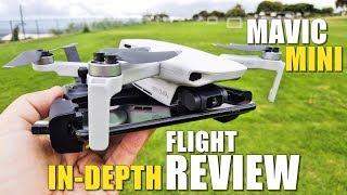 DJI Mavic MINI Flight Test Review IN-DEPTH - How good is it...REALLY!?
