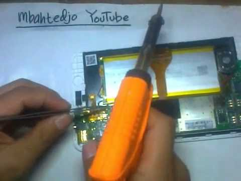 Video Cara Service - Android Tablet Mati Total