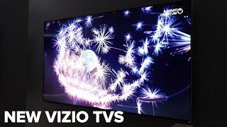 Vizio shows off 2018 TVs