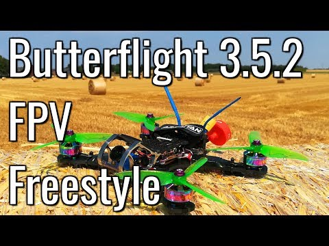 My new Freestyle Quad with the T-Motor F35A ESC\'s