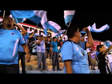 """HOY TE VENIMOS A VER"" Barra: La Terrorizer • Club: Tampico Madero"