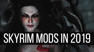 5 Mods That May Just Get You to Reinstall Skyrim (2019 Mods)