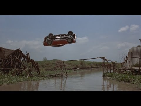 Corkscrew Car Jump, The Man With the Golden Gun (1974)