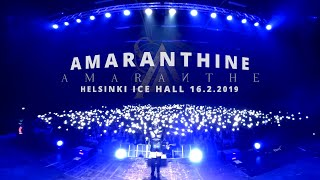 AMARANTHE 'Amaranthine' VR 360° Live  Helsinki Ice Hall 16.2.2019