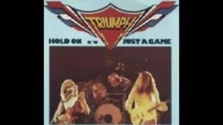 Triumph - Hold On (1979)