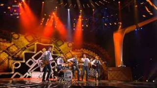 Iceland : Eurovision Song Contest Semi Final 2011 - BBC Three