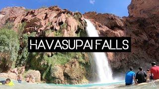 Havasupai Falls - Hiking to Paradise
