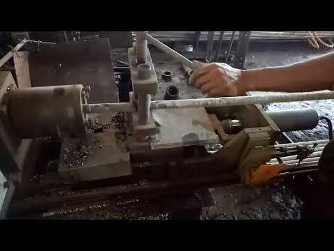 Bar Pointing Machine
