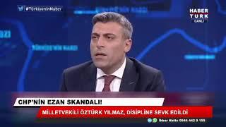 CHP'nin ezan skandalı!