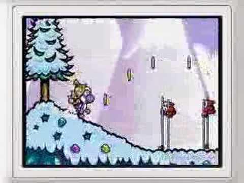 Видео № 0 из игры Yoshi's Island DS (US) (Б/У) [DS]