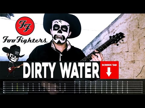 Foo Fighters - Dirty Water (Guitar Cover by Masuka W/Tab)