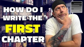 How To Write The First Chapter Of Your Book - Top 10 Tips How To Write a Book Authortube