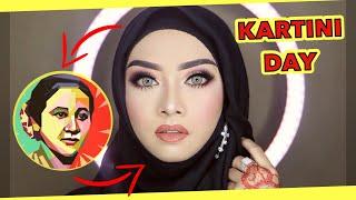 Tutorial Makeup KARTINI Kekinian | ARI IZAM