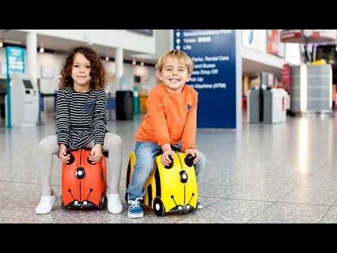 Laste reisikohver Trunki Benny Cat hind ja info | Laste aksessuaarid | kaup24.ee