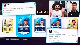 CAN WE HOLD ON?! - FIFA 17 YOUR FUT DRAFT!