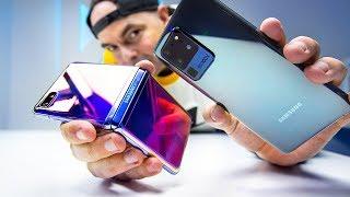 O FIM de um ciclo | SAMSUNG Galaxy S20 Ultra & Galaxy Z Flip